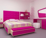 Teenage Girl Room Design