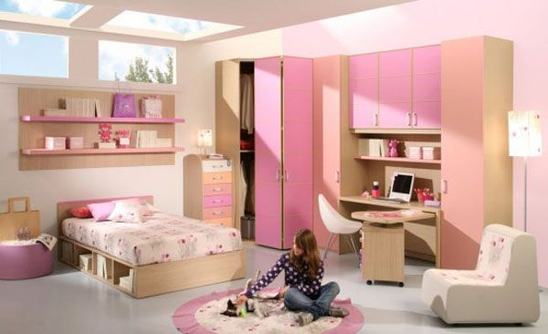 Teenage Girl Room Small Room