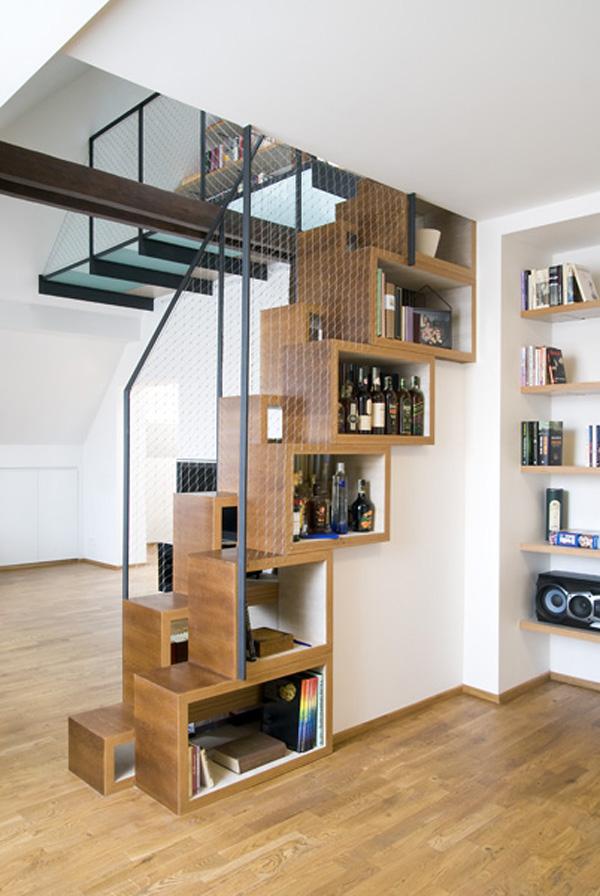 Wooden Floor Unique Wooden Stairs