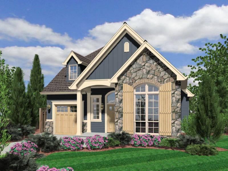 Cottage Plans Lightbox Design Wooden Windows navy Blue Wooden Roof