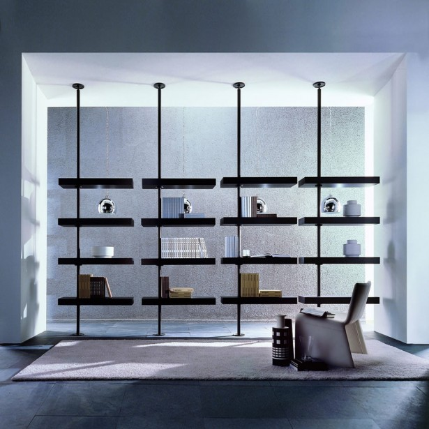 Modular Shelving Units Domino Expo Shelves