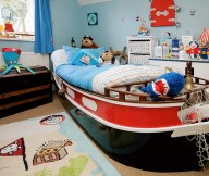 Sports Themed Bedroom 2012