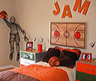 Sports Themed Bedroom Habitacion