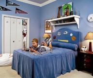 Sports Themed Bedroom for Boys