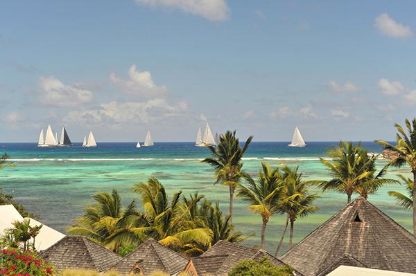 Amazing Exotic Getaway Resort with ocean view Caribbean Sea