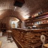 Arched interior design Wine bottle racks Wine storage Lacrimi si sfinti