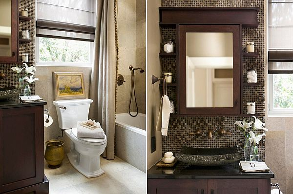 Awesome Small Bathroom Design Ideas