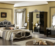 Baby Yellow Wall Grey Floor Grey Bed Frame Silvery Hue White Rug