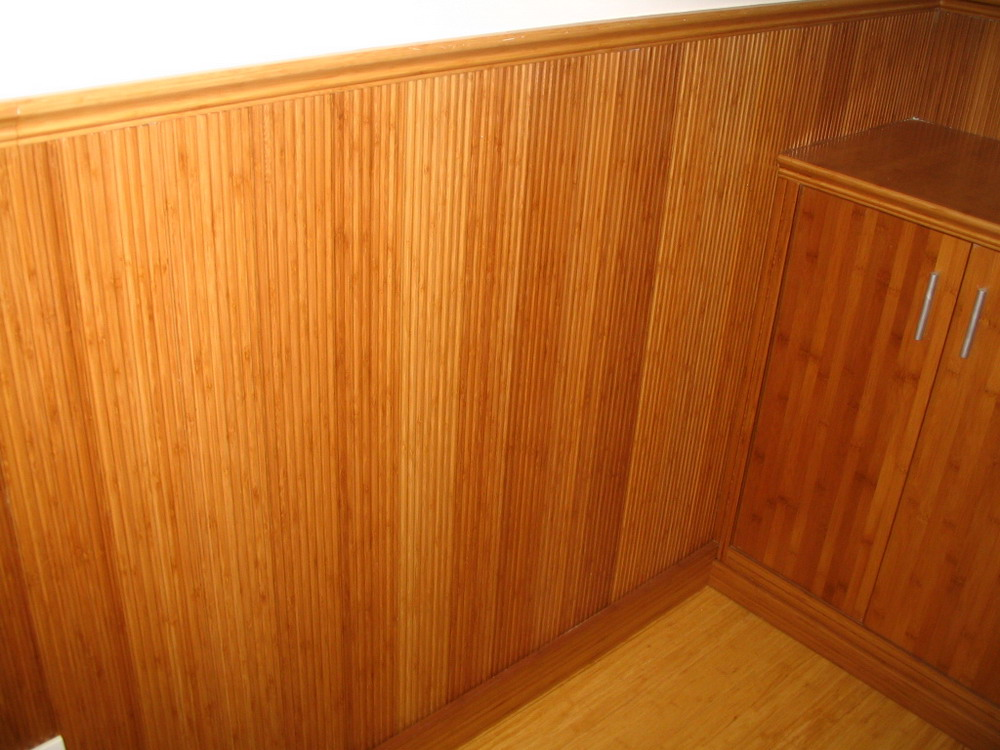 Bamboo Wall Panels Cladding Bamboo Panle Wooden Wall