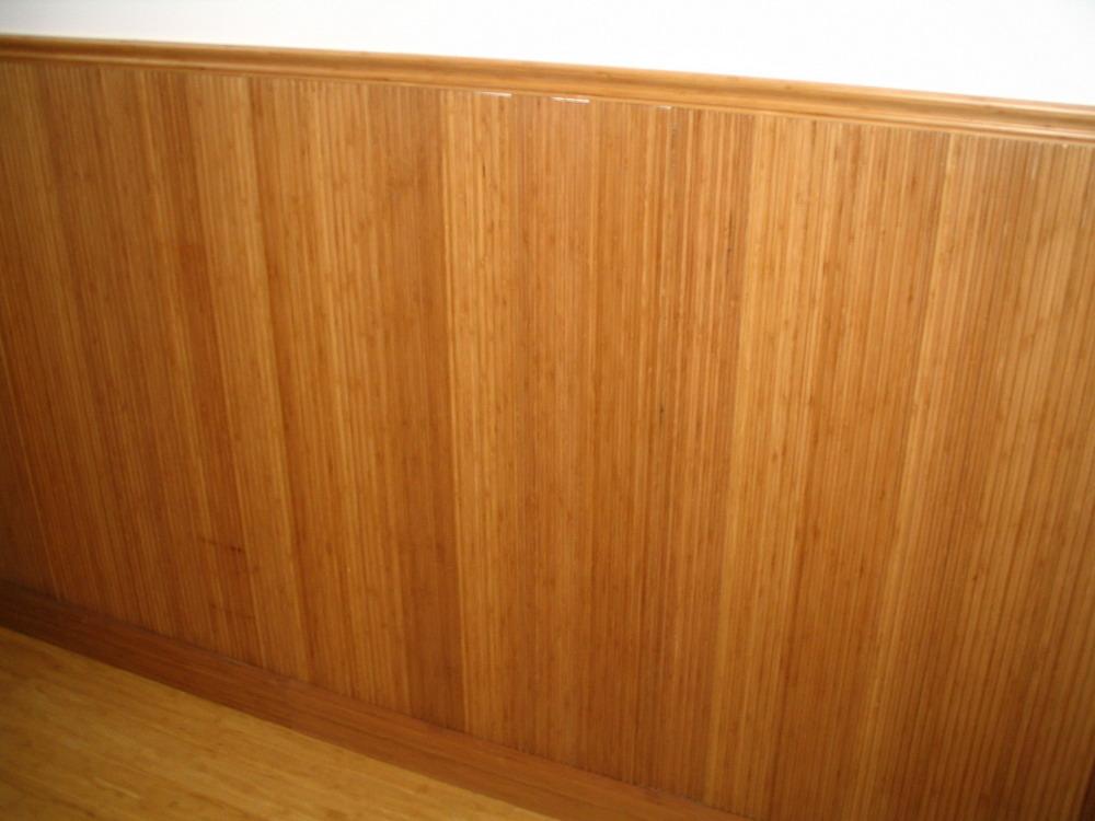 Bamboo Wall Panels Cladding Panel White Wall