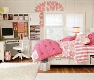 Beautiful Small Bedroom Design for Girl