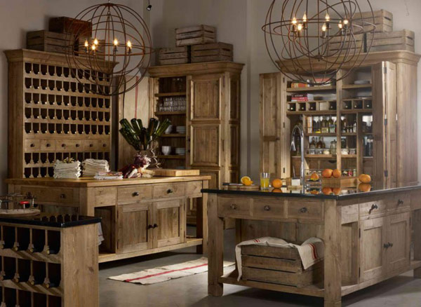 Best wooden cabinets Vintage Room Designs unique lamp Creative and Inspiring Eclectic