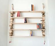 Bookshelf Designs Contemporary Shelves