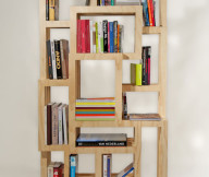Bookshelf Designs Square Bookshelves