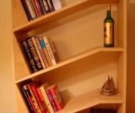 Bookshelf Designs  Wooden Shelves Wooden Floor