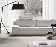 Cream Armchair White Sofa Cream Rug Minimalist Rack