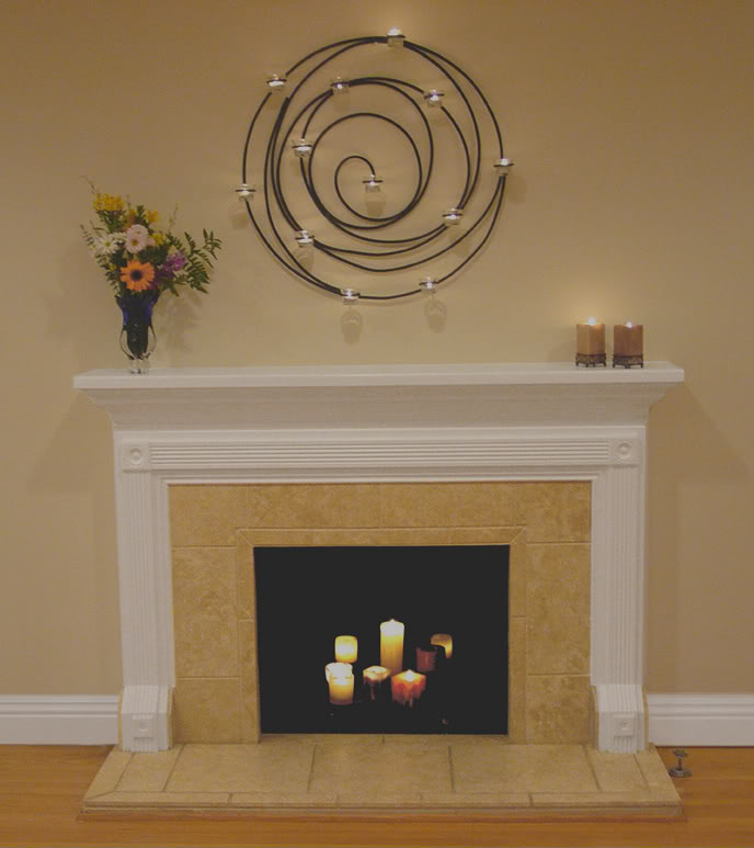 full wall wood fireplace mantel ideas interior home