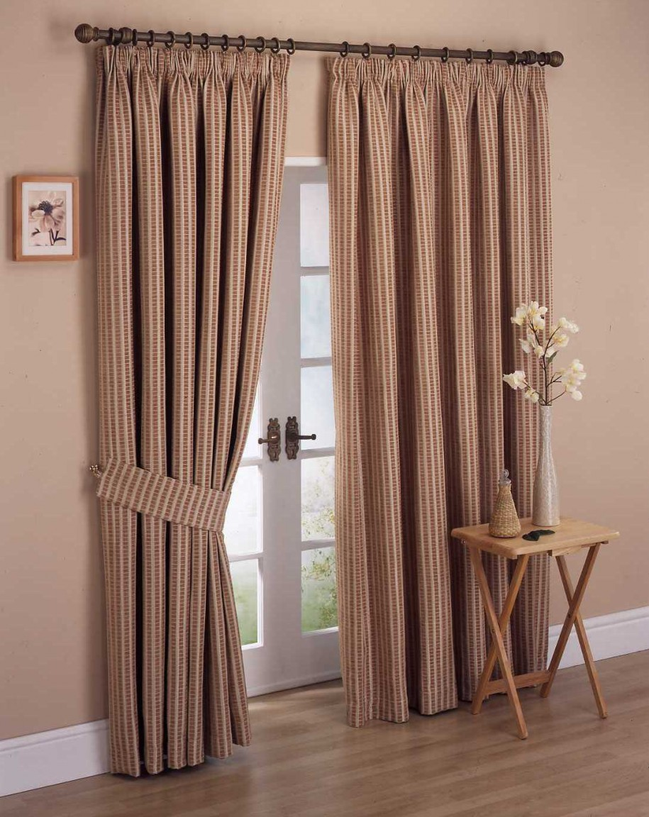 Curtain designs for windows wooden floor white glass door Window curtains design ideas