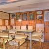 Details-Swiss-Chalet Vintage Room Designs unique wall glass table Loft Style Chalet
