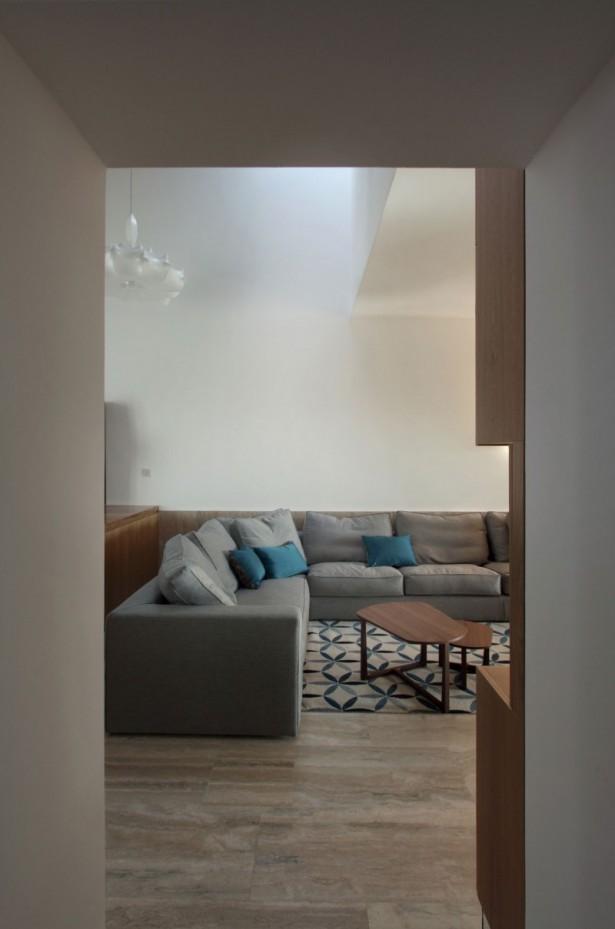 Elegant sofa cushions Grey sofa Hanging home Artistic carpet