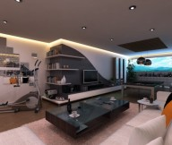 Elftug kusadasi games room Bachelor Pad Ideas design