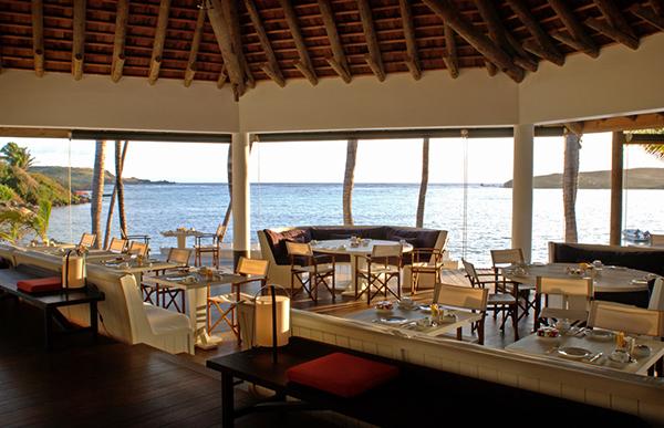 Exotic Getaway Resort for Relaxing-Terrace with ocean view Caribbean Sea
