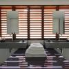 Exotic Getaway Resort for batroom white towels ideas Caribbean Sea