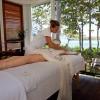 Exotic Getaway Resort for room Massage wooden floor Caribbean Sea