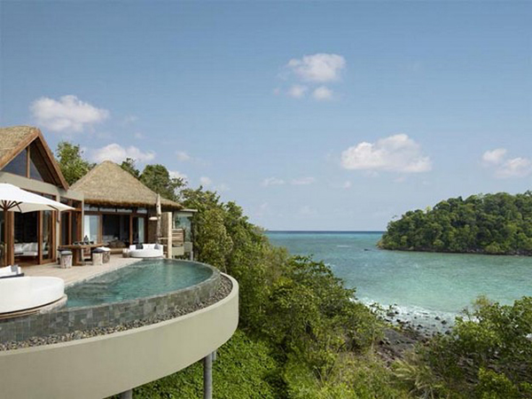 Floating-House-Song-Saa Ultimate Luxury Destination small awesome pool Song Saa Private Island