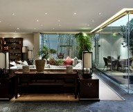 Floor To Ceiling Glass Design Exercise In Interior Adaptation