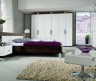 Fresh-indoor-plants-White-fur-rug-Elegant-wardrobe-Glass-wall