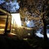 Glass window Iconic Antumalal Hotel smart lighting Hotel In Chile