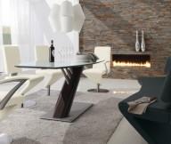 Grey Carpet Black Chair White Chairs White Curtain