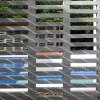 Grey Fence Minimalist Design Smart Look Modern Plan