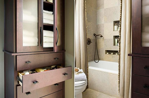 Inspiration fo Small Bathroom Design Ideas