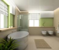 Inspiration for Small Bathroom Ideas