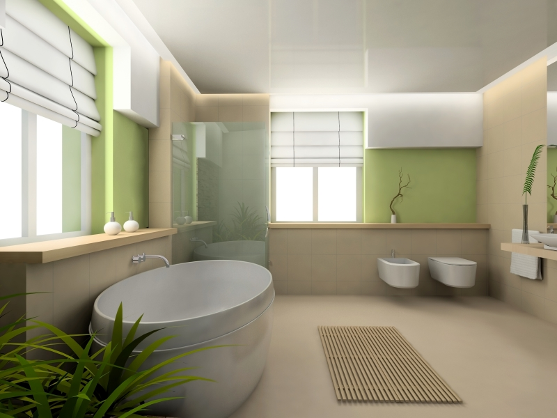 Inspiration for Small Bathroom Ideas