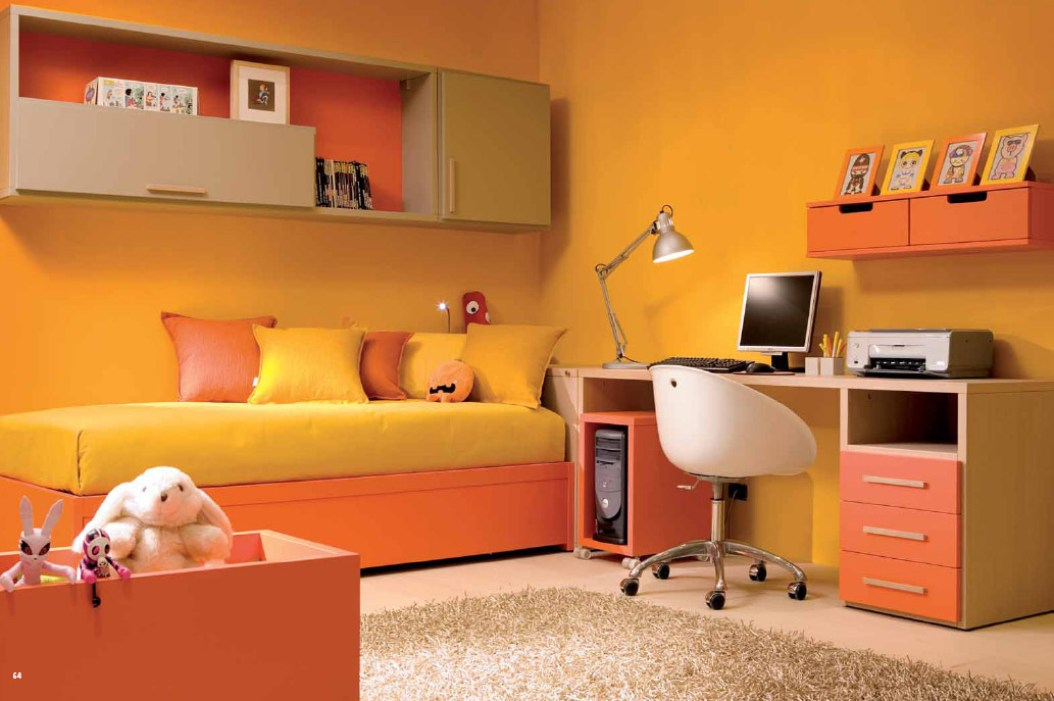 Inspiration for Small Bedroom Designs
