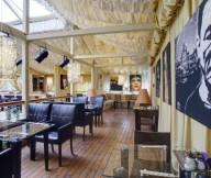 Inspirational Restaurant Interior Designs innovative restaurant interiors wooden floor