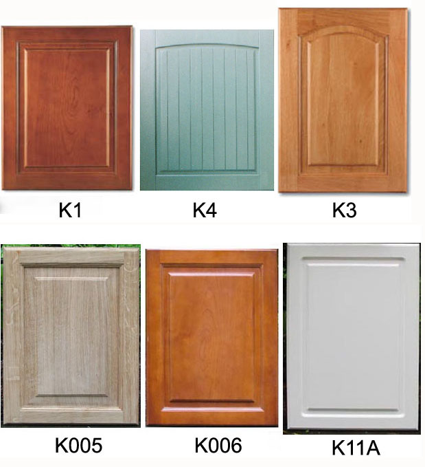 Kitchen Cupboard Doors Brown Door Plae Wooden Brown Door Green Door White Door