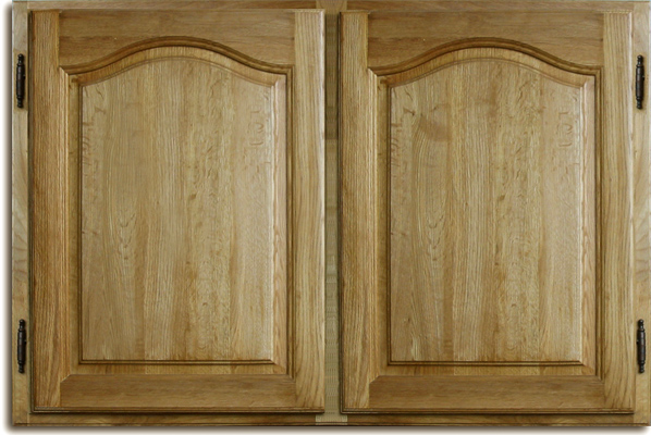 Kitchen Cupboard Doors Brown Ornamented Doors