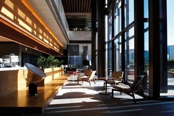 ANZ Business Centre Client Meeting Breakout Space 582x387