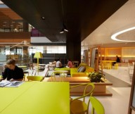 ANZ Business Centre Create Hub Colorful Creative Office