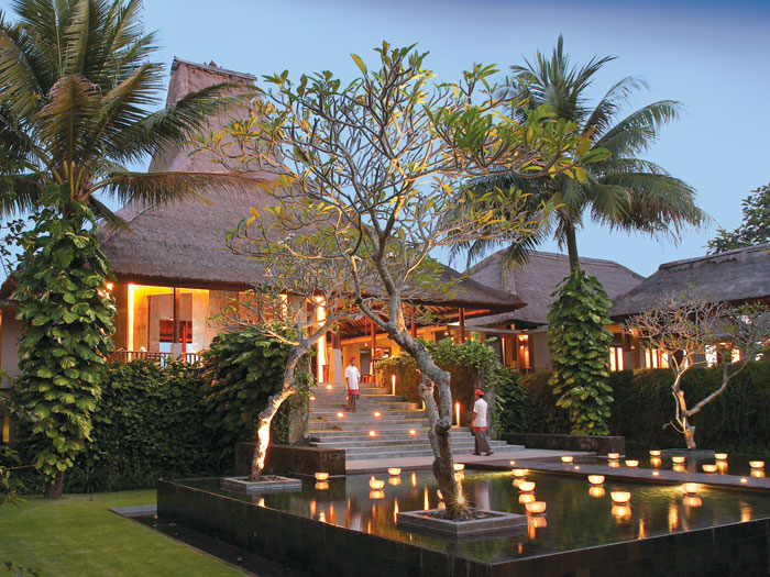 Beautiful Tropical Paradise For Villa Romantic Theme