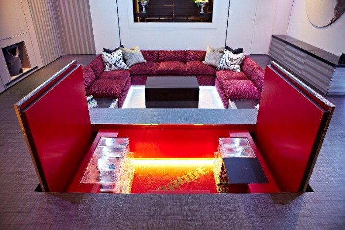 Big Design In A Small Space Underfloor Storage