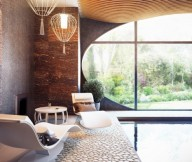 Brilliant Design Work Modern Sunroom Glass Window
