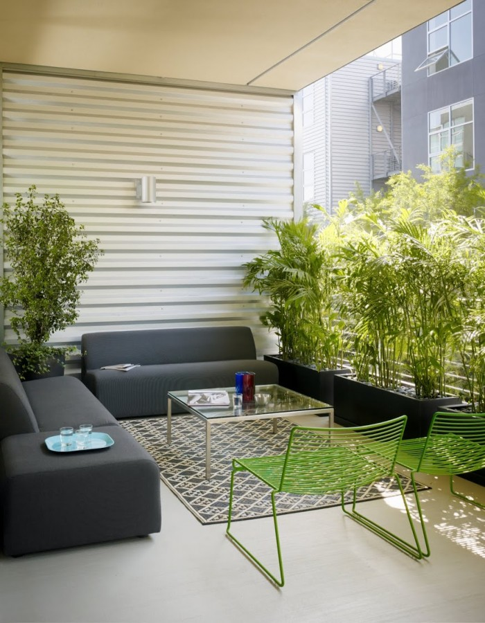 Buyer Profiles Inspire City Terrace Decor Ideas