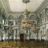 Concert Hall Grand Opulent Russian Palace Ornate Opulence
