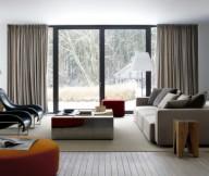 Contemporary Black Lounge Chairs Modern Sofa Ideas