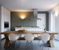 Contemporary Kitchen Diner Bright And Beautiful Home